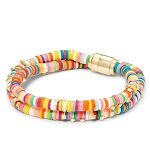 Kendra Scott Reece Bright Mix Wrap Bracelet